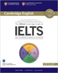 IELTS text book